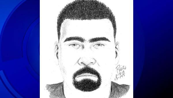 Sketch released of suspect in violent rape at UCSC