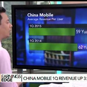 China Mobile Reports Seventh Straight Profit Drop
