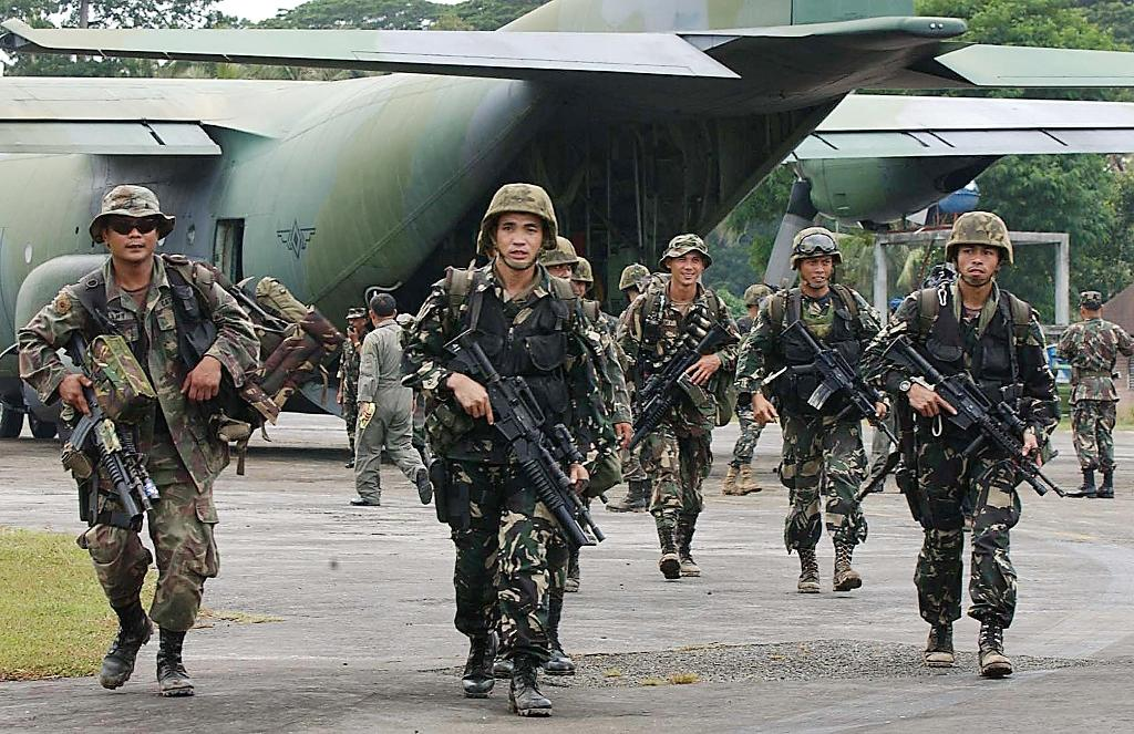 Three Islamic militants killed in Philippine military clash