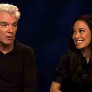 David Byrne on His Musical 'Here Lies Love'