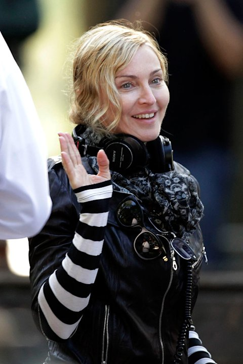 Madonna Movie Set