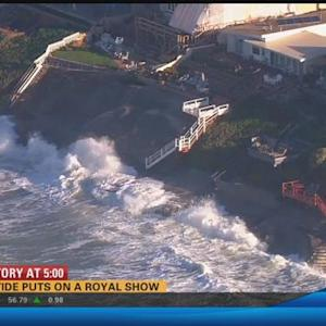 King Tide puts on a royal show