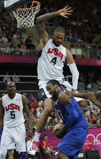 US beats Tunisia 110-63 in men's Olympic hoops