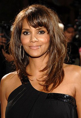 Halle Berry at the Los Angeles premiere of DreamWorks Pictures' Things We Lost in the Fire