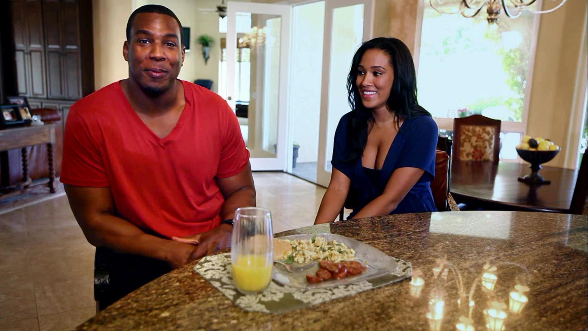 Inside NFL Star Antonio Gates' So-Cal Home