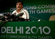 Lalit Bhanot is pictured at a press conference in New Delhi on August 5, 2010. Bhanot, Suresh Kalmadi's deputy during the Commonwealth Games, is also facing charges