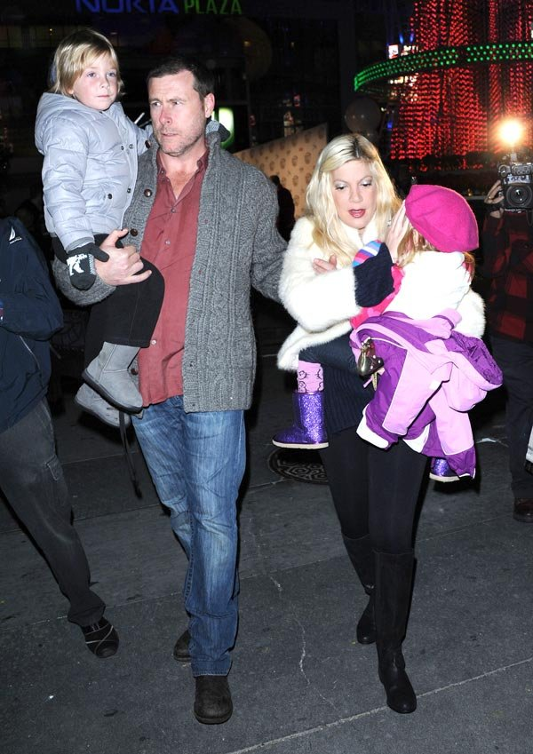 Tori Spelling & Dean McDermott Headed For Divorce — New Report