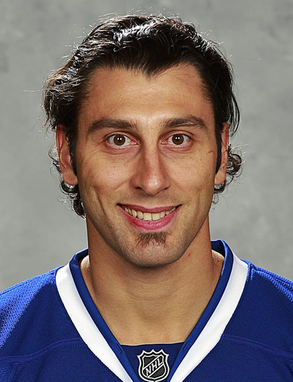roberto luongo florida panthers national hockey league