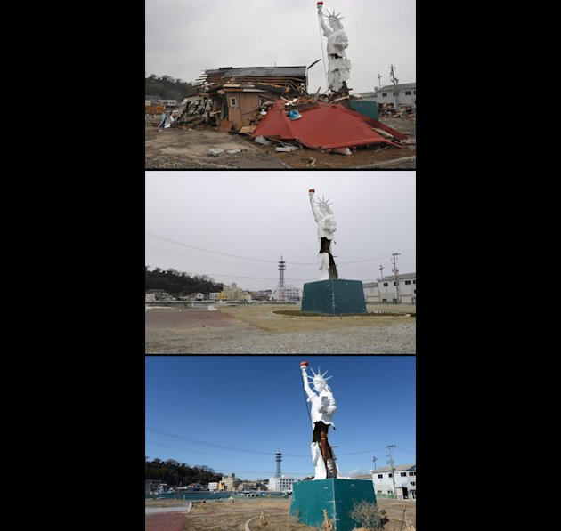 Japan tsunami two years on:&nbsp;&hellip;