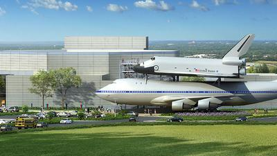 Houston Museum to Top Historic NASA Jet with Mock Space Shuttle