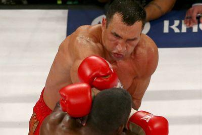 Klitschko vs. Jennings live results: Round 12