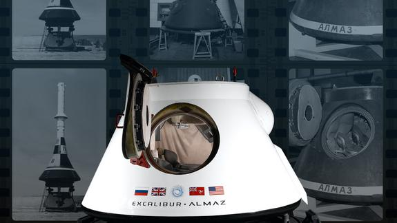 Space Tourist Trips to the Moon May Fly on Recycled Spaceships