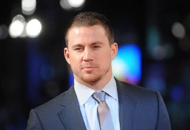 cChanning Tatum attends the UK premiere of 'G.I. Joe: Retaliation' at Empire Leicester Square on March 18, 2013 in London -- Getty Images