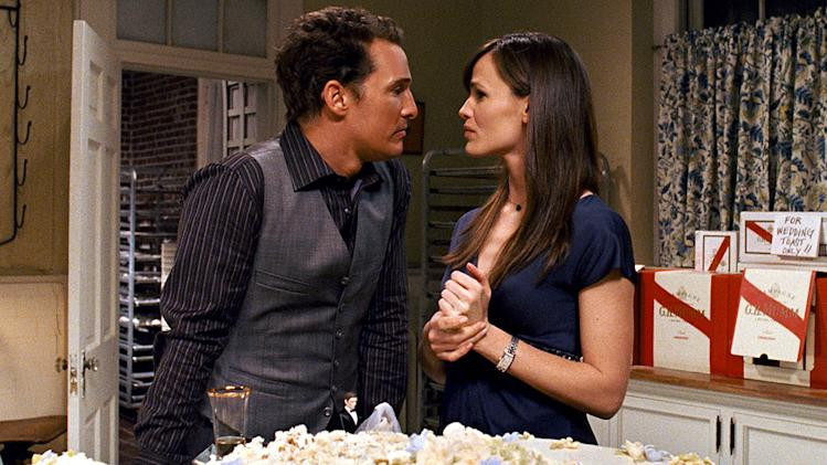 Ghosts of Girlfriends Past Production Photos New Line Cinema 2009 Matthew McConaughey Jennifer Garner