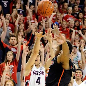 Best of the West: Kevin Pangos Ties Gonzaga Record