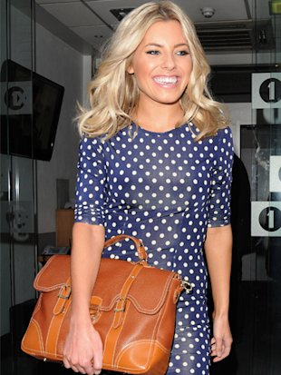 The Saturdays' Mollie King new ambassador for Aspinal