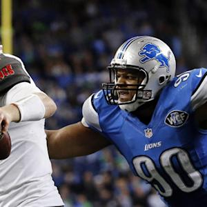Are Detroit Lions defensive tackle Ndamukong Suh and the Lions close to a deal?