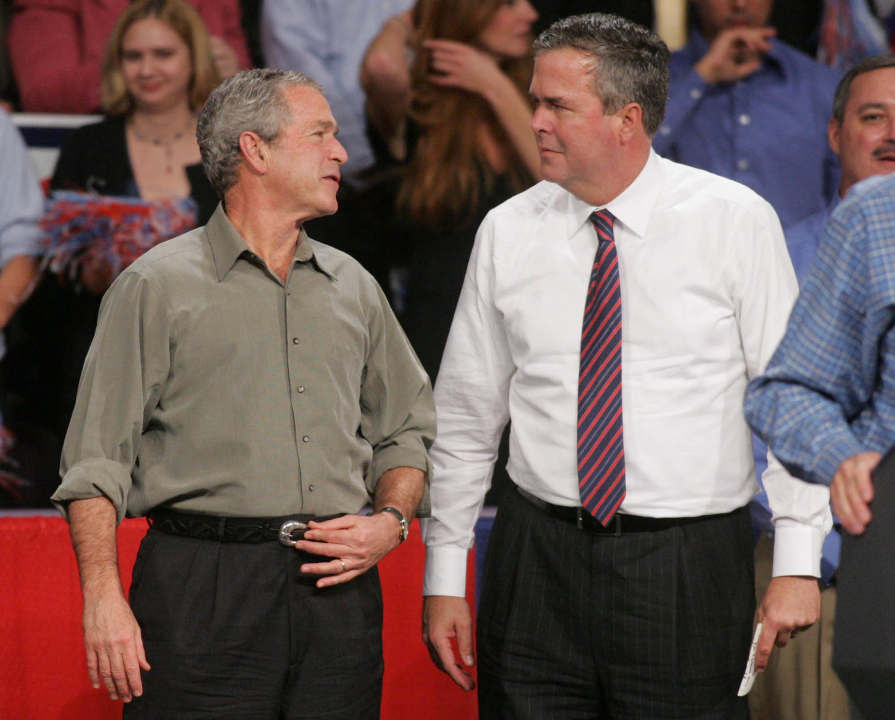 George W. Bush: From South Carolina cameo to starring role