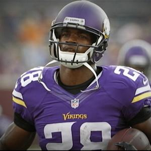 Vikings Reinstate Adrian Peterson After Abuse Charge