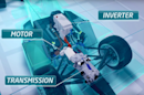 Watch a great explanation of how Formula E's all-electric race cars work