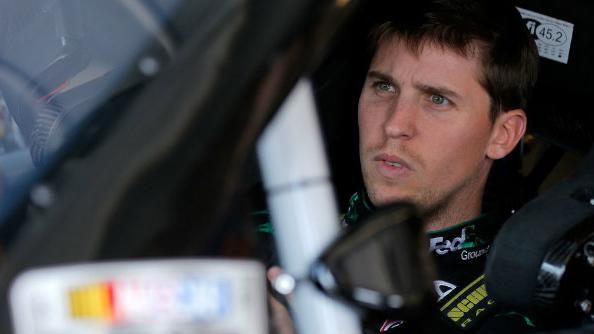 Fuel mistake costs Hamlin big at Chicagoland