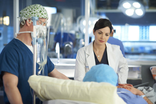 NBC's Saving Hope