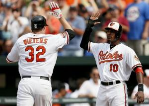Orioles rally to beat Nationals 2-1
