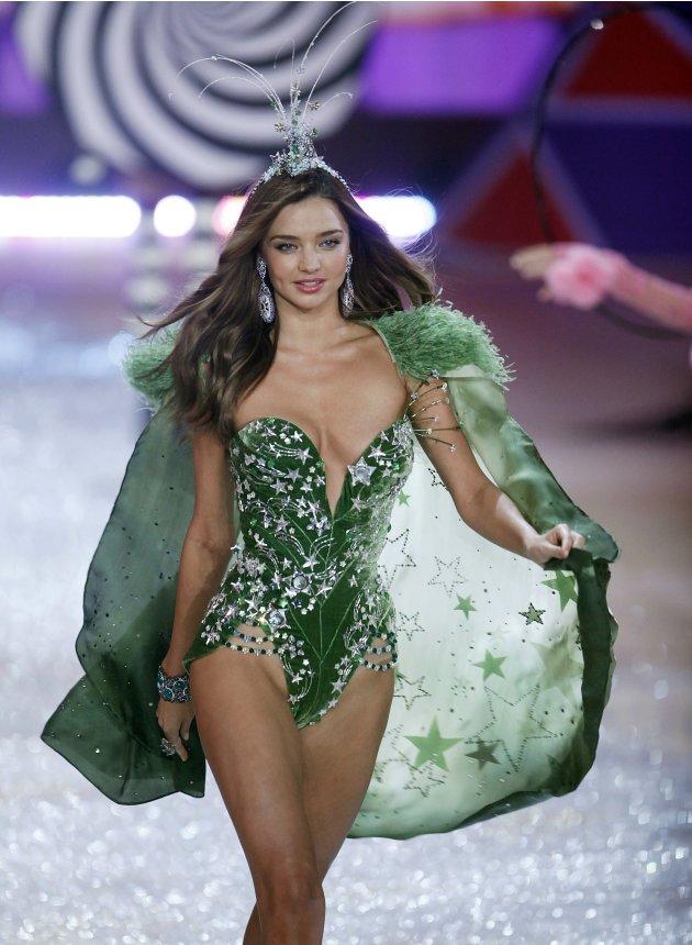 Model Miranda Kerr presents…