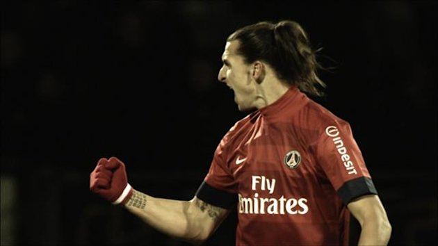 Zlatan Ibrahimovic