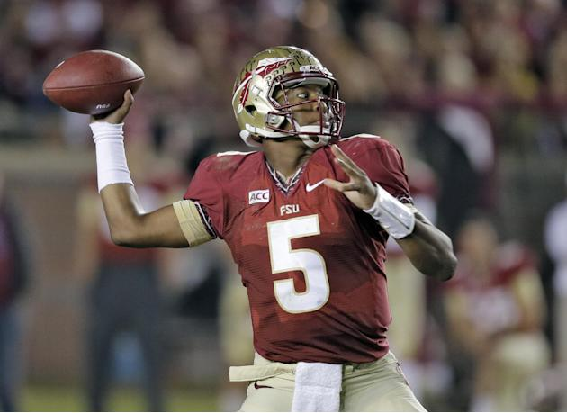 Heisman dream in reach for FSU QB Jameis Winston