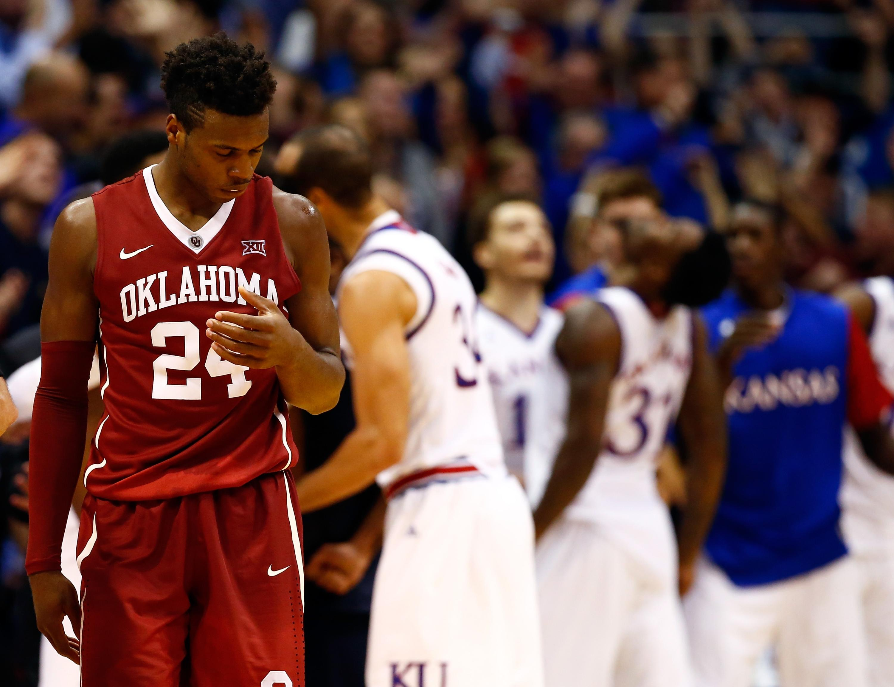 Brad vs. the Book: Revenge a dish best served cold for Sooners