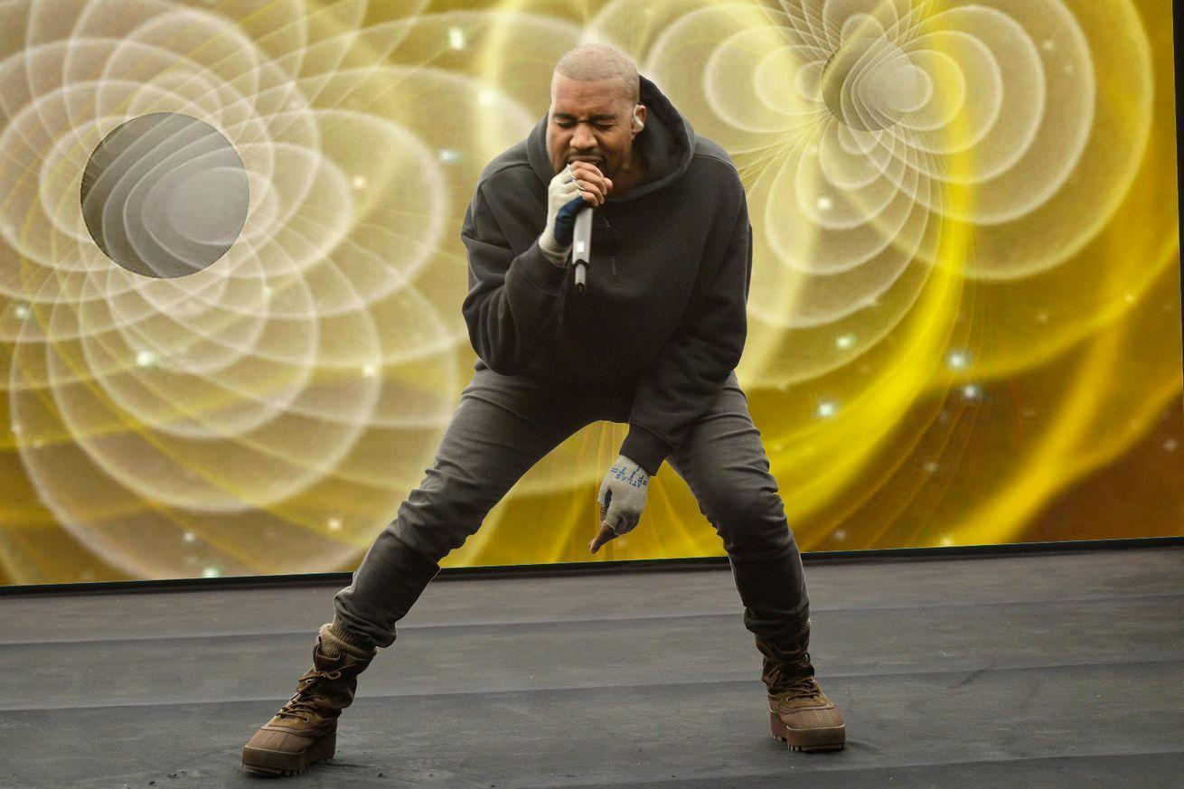 Kanye West Will Livestream the Debut of His New Album on Tidal Tomorrow