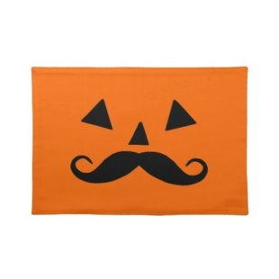 Pumpkin Placemat