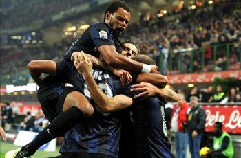 Inter 4-2 Verona: Nerazzurri return to winning ways