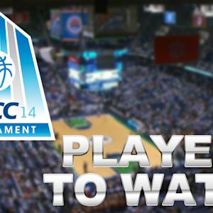 Jeff Fischel's Players to Watch | ACC Tournament Preview