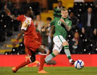 Republic of Ireland's James McClean has been told to clean up his act after hiw Twitter outburst