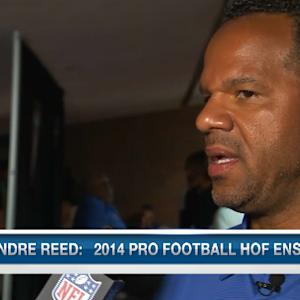 Andre Reed on Jim Kelly: 'The toughest guy I've ever met'