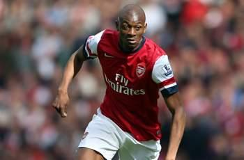 Wenger urges Diaby not to give up on career