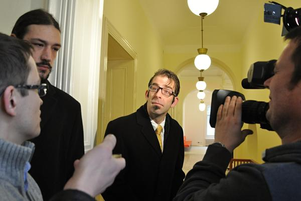 Lamb of God Singer Randy Blythe's Manslaughter Trial Resumes in Prague