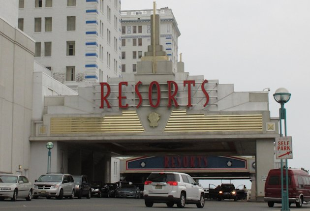 Resorts Casino Hotel is shown on Tuesday, Aug. 7, 2012, in Atlantic City, N.J. A tribal gambling company has taken over the operations of Resorts Casino Hotel, New Jersey&#39;s oldest gambling hall. The Mohegan Tribal Gaming Authority on Tuesday announced the management agreement with Resorts, which has been in flux. The move represents a major push for the Connecticut-based firm to get into a long-established gambling market. (AP Photo/Geoff Mulvihill)