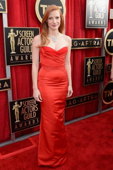 Screen Actors Guild Awards: Live From the Red Carpet