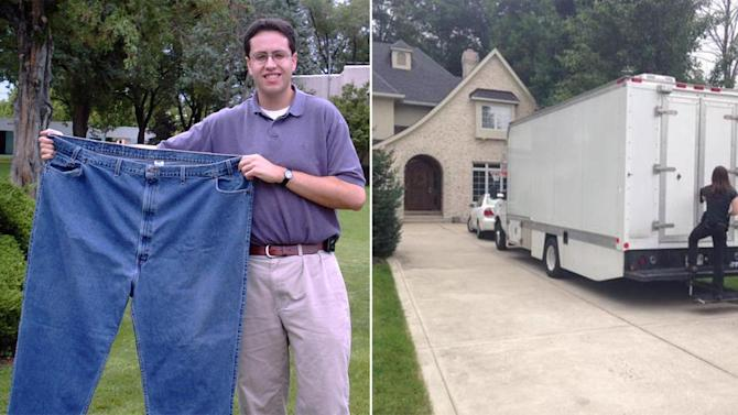 FBI conducting investigation at home of Subway's Jared Fogle