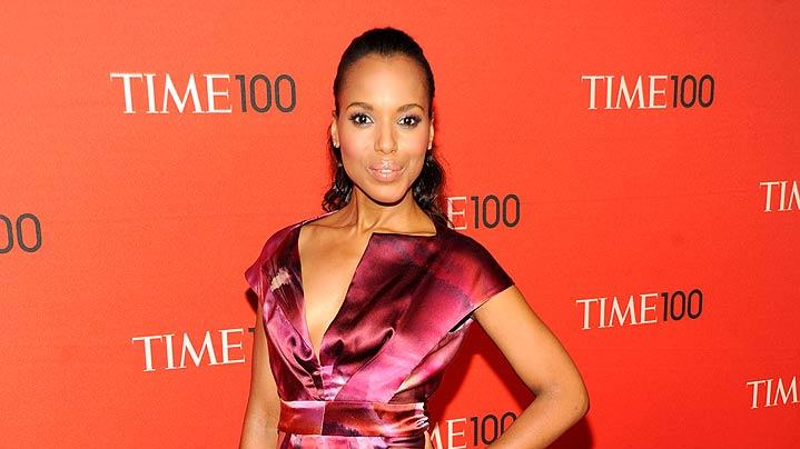 Kerry Washington Time Gala
