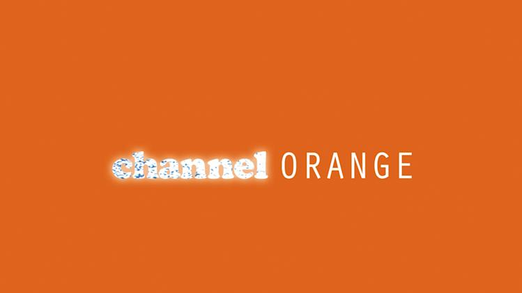 "This CD cover image released by Island Def Jam Music Group shows the latest release by Frank Ocean, ""Channel Orange."" (AP Photo/Island Def Jam Music Group)"
