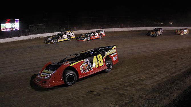 When dirt track talent hits the pavement