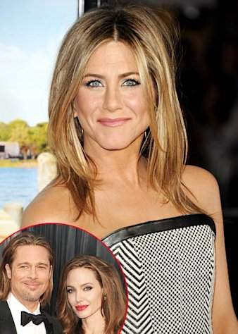 What Jennifer Aniston Thinks of Brad Pitt, Angelina Jolie's Engagement