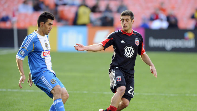 MLS: Philadelphia Union at D.C. United