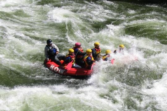 For Daredevils Only: World's Most Dangerous Whitewater Rapids
