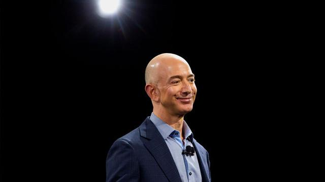 Amazon's Jeff Bezos Has Gotten $9.5 Billion Richer This Year