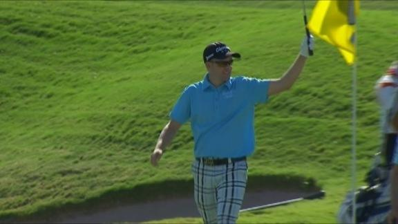 Knox eagles No. 16 in Round 3 of J.T. Shriners Open